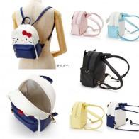 Милая сумка-мессенджер из искусственной кожи My Melody Cinnamoroll Kuromi маленькая сумка через плечо для женщин и девочек