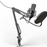 Купить Микрофон RITMIX RDM-169,  черный в интернет-магазине СИТИЛИНК, цена на Микрофон RITMIX RDM-169,  черный (1204293) - Москва