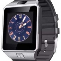 Часы Tiroki DZ09 серебристый/черный - Характеристики - Маркетплейс Беру