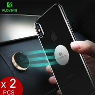 US $1.99 20% OFF|FLOVEME Magnetic Car Phone Holder[2 pack],Universal Wall Desk Metal Magnet Sticker Mobile Stand Phone Holder Car Mount Support  -in Mobile Phone Holders & Stands from Cellphones & Telecommunications on Aliexpress.com | Alibaba Group