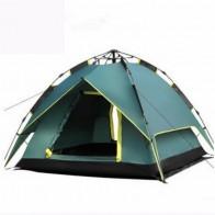 4903.64 руб. 30% СКИДКА|2018 Новое прибытие 3 4 человек палатки Гидравлический Автоматический ветрозащитный водонепроницаемый двухслойная палатка для похода кемпинга палатки-in Палатки from Спорт и развлечения on Aliexpress.com | Alibaba Group