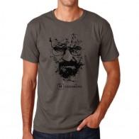 391.27 руб. 5% СКИДКА|Высокое качество хлопок heisenberg забавная Мужская футболка повседневная с коротким рукавом ломается плохой принт Мужская футболка модная крутая футболка для мужчин-in Футболки from Мужская одежда on Aliexpress.com | Alibaba Group
