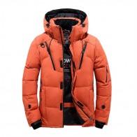 4251.9 руб. |2018 зимняя куртка для мужчин толстые с капюшоном меховой воротник парка пальто для будущих мам повседневное Мягкий М-in Парки from Мужская одежда on Aliexpress.com | Alibaba Group