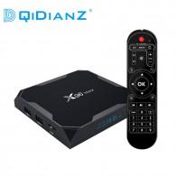2223.28 руб. 18% СКИДКА|DQiDianZ X96max Android 8,1 9,0 Smart tv BOX Amlogic S905X2 четырехъядерный LPDDR4 2,4G и 5,8G wifi BT X96 max мультимедийный набор верхней коробки-in ТВ-приставки from Бытовая электроника on Aliexpress.com | Alibaba Group