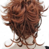 US $9.63 15% OFF|StrongBeauty Synthetic DIY Hair Red Blonde Brown Black Braid Drawstring Ponytail Clip in/on Hair Extensions Hairpieces 17Colors-in Synthetic Ponytails from Hair Extensions & Wigs on Aliexpress.com | Alibaba Group