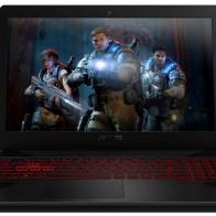 "Ноутбук Asus ROG FX504GM-E4442 (Intel Core i5 8300H/16Gb/1256Gb HDD+SSD/15.6""/1920x1080/IPS Anti glare/nVidia GeForce GTX1060 6GB GDDR5/No OS) серый"