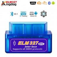 530.32 руб. 41% СКИДКА|PIC18F25K80 Mini ELM327 Bluetooth 2,0 OBD2 v1.5/V2.1 OBD 2 автоматический диагностический инструмент ELM 327 для Android Крутящий момент/PC V1.5 адаптер BT-in Считыватели кодов и сканирующие инструменты from Автомобили и мотоциклы on Aliexpress.com | Alibaba Group