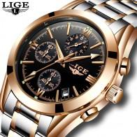 US $17.84 79% OFF|Relogio Masculino LIGE Men Top Luxury Brand Military Sport Watch Men