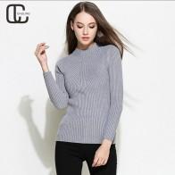 1760.6 руб. |Осень зима женские повседневные 5 цветов плюс размер трикотажные хлопковые элегантные свитера с длинным рукавом простые женские пуловеры женский топ 5XL-in Пуловеры from Женская одежда on Aliexpress.com | Alibaba Group