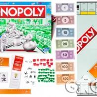 Настольная игра Монополия (Monopoly) Hasbro на русском - правила, отзывы, фото, купить, как играть  | GaGaGames - магазин настольных игр в Санкт-Петербурге