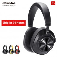 US $36.45 55% OFF|Bluedio T7 Bluetooth Headphones User defined Active Noise Cancelling Wireless Headset for phones and music with face recognition-in Phone Earphones & Headphones from Consumer Electronics on AliExpress