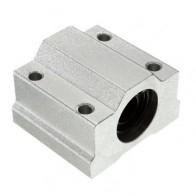 SC8UU 8 мм алюминиевый линейный подшипник скольжения для подшипников скольжения для ЧПУ