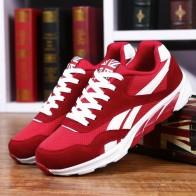 1037.43 руб. 40% СКИДКА|2018 летние дышащие популярные мужские кроссовки для бега уличные спортивные кроссовки Удобная спортивная обувь 3 цвета Размер 39 46-in Беговая обувь from Спорт и развлечения on Aliexpress.com | Alibaba Group