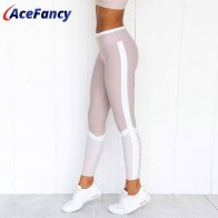 Tummy Control Fitness Leggings Hight Waist Gym Leggings Yoga Pants for Women FT147 Booty Leggings Workout Sport Women Yoga Pants