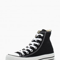 Кеды Converse ALL STAR HI BLACK за 5 890 руб. в интернет-магазине Lamoda.ru