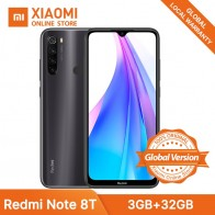 Version mondiale Xiaomi Redmi Note 8 T 8 T 3GB 32GB NFC Smartphone 48MP Quad caméra 4000mAh Snapdragon 665 Octa Core 18W QC téléphone de la boutique en ligne | AliExpress mobile -