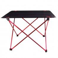 968.42 руб. 18% СКИДКА|Портативный Складной Стол складной стол Кемпинг Открытый Пикник 6061 алюминиевый сплав ультра легкий купить на AliExpress