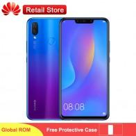 US $222.99 |Global ROM Huawei Nova 3i Smartphone Android 8.1 6.3