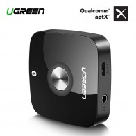 € 14.05 27% de DESCUENTO|Ugreen inalámbrico Bluetooth Receptor 4,2 jack de 3,5mm aptx Aux 3,5 Receptor de música Bluetooth de Audio de alta fidelidad, adaptador de coche Bluetooth Receptor-in Adaptador inalámbrico from Productos electrónicos on Aliexpress.com | Alibaba Group