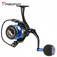 US $77.54 45% OFF|Piscifun Spartan Saltwater Spinning Reel Full Metal Body 20KG Drag Boat Fishing Reel with 13BBs 6.2:1 Gear Ratio-in Fishing Reels from Sports & Entertainment on Aliexpress.com | Alibaba Group