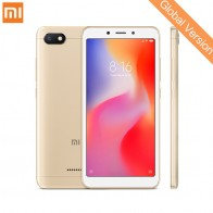 € 77.73 |En Stock versión Global Xiaomi Redmi 6A 2 GB 16 GB teléfono móvil 5,45