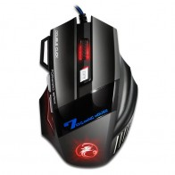 US $5.25 40% OFF|Professional Wired Gaming Mouse 5500 DPI Silent Mause 7 Buttons Cable USB LED Optical Gamer Mouse  For PC Computer Game Mice X7-in Mice from Computer & Office on Aliexpress.com | Alibaba Group