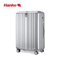 Hanke брендовый дизайнерский чехол для багажа для мужчин и женщин, чехол на колесиках для путешествий, Спиннер на колесиках, замок TSA, багаж на ...
