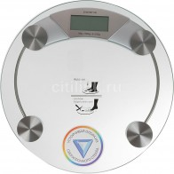 Купить Напольные весы POLARIS PWS1514DG, цвет: серебристый в интернет-магазине СИТИЛИНК, цена на Напольные весы POLARIS PWS1514DG, цвет: серебристый (576435) - Москва