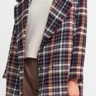 Женское пальто Dilvin ME-101A06819_Füme - Стильные пальто