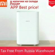 5157.35 руб. 32% СКИДКА|Xiaomi Smartmi Zhimi Air Humidifier 2 увлажнитель мойка воздуха с естественным увлажнением и возможностью подключения к смартфону-in Увлажнители from Техника для дома on Aliexpress.com | Alibaba Group