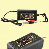 SON-1206D 12V 6A Трехфазное зарядное устройство с ЖК-дисплеем  купить в интернет-магазине Pandao.ru по цене 1077 руб.