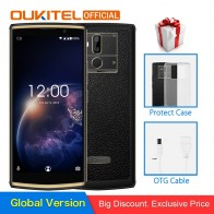 "7155.12 руб. 20% СКИДКА|OUKITEL K7 Мощность 2G RAM 16G ROM Мобильного Телефона Android 8,1 mt6750t восемь ядер 6,0 ""HD + 13.0MP + 2.0MP 10000 мАч смартфон с отпечатками пальцев купить на AliExpress"