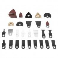 € 16.03 42% de réduction|100 pièces lames de scie oscillant Multi outils accessoires Kit pour réparer la coupe maison bricolage 100 pièces/20 pièces en option-in Scie lames from Outils on Aliexpress.com | Alibaba Group