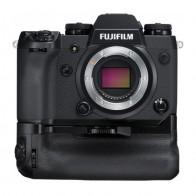 ГлавнаяФотоаппаратыБеззеркальные камерыЦифровая фотокамера Fujifilm X-H1 kit: бат.блок VPB-XH1 + 2 шт. NP-W126S