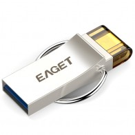 US $8.9 19% OFF|EAGET V90 OTG USB 3.0 64G 32G 16G Smart Phone Tablet PC USB Flash Drives  OTG External Storage Micro Pen Drive Memory Stick-in USB Flash Drives from Computer & Office on Aliexpress.com | Alibaba Group