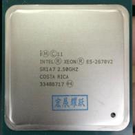 11051.0 руб. |Intel Xeon серверный процессор E5 2670 V2 E5 2670 V2 Процессор 2,5 LGA 2011 SR1A7 десять ядер настольный процессор e5 2670V2 100% нормальной работы-in ЦП from Компьютер и офис on Aliexpress.com | Alibaba Group