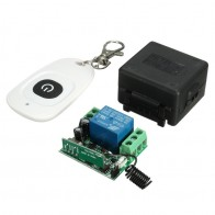 US $4.5 42% OFF|DC12V 10A Relay 1 CH Wireless RF Remote Control Switch Transmitter with Receiver 315mhz remote control-in Switches from Lights & Lighting on Aliexpress.com | Alibaba Group