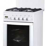 Купить Газовая плита FLAMA BG 2422 W,  белый в интернет-магазине СИТИЛИНК, цена на Газовая плита FLAMA BG 2422 W,  белый (1075988) - Москва