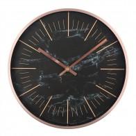 US $27.99 30% OFF|Silent Clock Modern Design Quartz Metal Wall Clock Designer Wandklok  Watches Quiet Horloge mural -in Wall Clocks from Home & Garden on Aliexpress.com | Alibaba Group