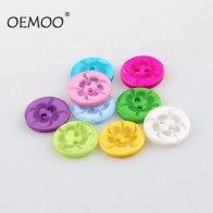 US $1.32 26% OFF|100PCS Mixed Flowers Shape Delicate Dyed RESIN Buttons  Two Holes Transparent Coat Boots Sewing Clothes Accessories 13.7MM-in Buttons from Home & Garden on Aliexpress.com | Alibaba Group