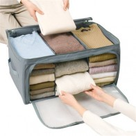 Non-woven fabrics Clothes Quilt Storage Bags Travel Bag