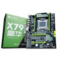 Материнская плата huananzhi X79 LGA2011 ATX USB3.0 SATA3 PCI E NVME M.2 SSD поддержка памяти REG ECC и процессор Xeon E5-in Материнские платы from Компьютер и офис on AliExpress