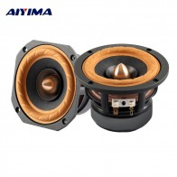 US $34.08 27% OFF|AIYIMA 1Pc 4Inch Audio Portable Full Range speaker 4/8 Ohm 30W Altavoz Column DIY Speakers Altavoces Parlantes For Home Theater-in Combination Speakers from Consumer Electronics on Aliexpress.com | Alibaba Group
