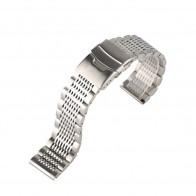 1343.68 руб. 31% СКИДКА|22 мм черный/Серебряный Soild ремешок из нержавеющей стали для мужчин часы Металлические Браслеты Браслет замена для часов Часы Роскошные-in Ремешки для часов from Ручные часы on Aliexpress.com | Alibaba Group