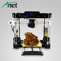 7555.3 руб. 23% СКИДКА|Анет A8 3D принтеры Высокая точность простота сборки DIY комплект Высокое качество Горячая кровать ЖК дисплей Экран 8 GB SD карты MK8 сопла Москва склад-in 3D принтеры from Компьютер и офис on Aliexpress.com | Alibaba Group