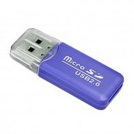85.32руб. 25% СКИДКА|FFFAS высокое качество мини USB 2,0 кард ридер для Micro SD карты TF карта адаптер Plug and Play красочный выбор для планшетного ПК-in Считыватели карт памяти from Компьютер и офис on AliExpress - 11.11_Double 11_Singles' Day - smartcart.megabonus.com/collection/679