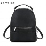1247.45 руб. 45% СКИДКА|LEFTSIDE простой стиль женские модные маленькие рюкзаки из искусственной кожи женский рюкзак дорожная сумка школьные сумки для подростков девочек 2018-in Рюкзаки from Багаж и сумки on Aliexpress.com | Alibaba Group