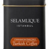 Турецкий кофе с корицей Selamlique 125 гр. - Необычный кофе из Турции