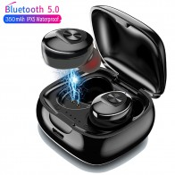 US $3.81 72% OFF|XG12 TWS Bluetooth 5.0 Earphone Stereo Wireless Earbus HIFI Sound Sport Earphones Handsfree Gaming Headset with Mic for Phone-in Bluetooth Earphones & Headphones from Consumer Electronics on Aliexpress.com | Alibaba Group