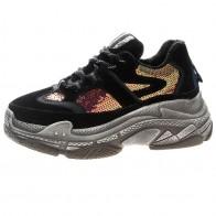 1619.07 руб. 40% СКИДКА|Весенне зимние женские кроссовки; кроссовки на платформе; кроссовки на массивном каблуке в стиле панк; шикарная грязная обувь; женская повседневная обувь; zapatillas mujer-in Женская вулканизированная обувь from Туфли on Aliexpress.com | Alibaba Group